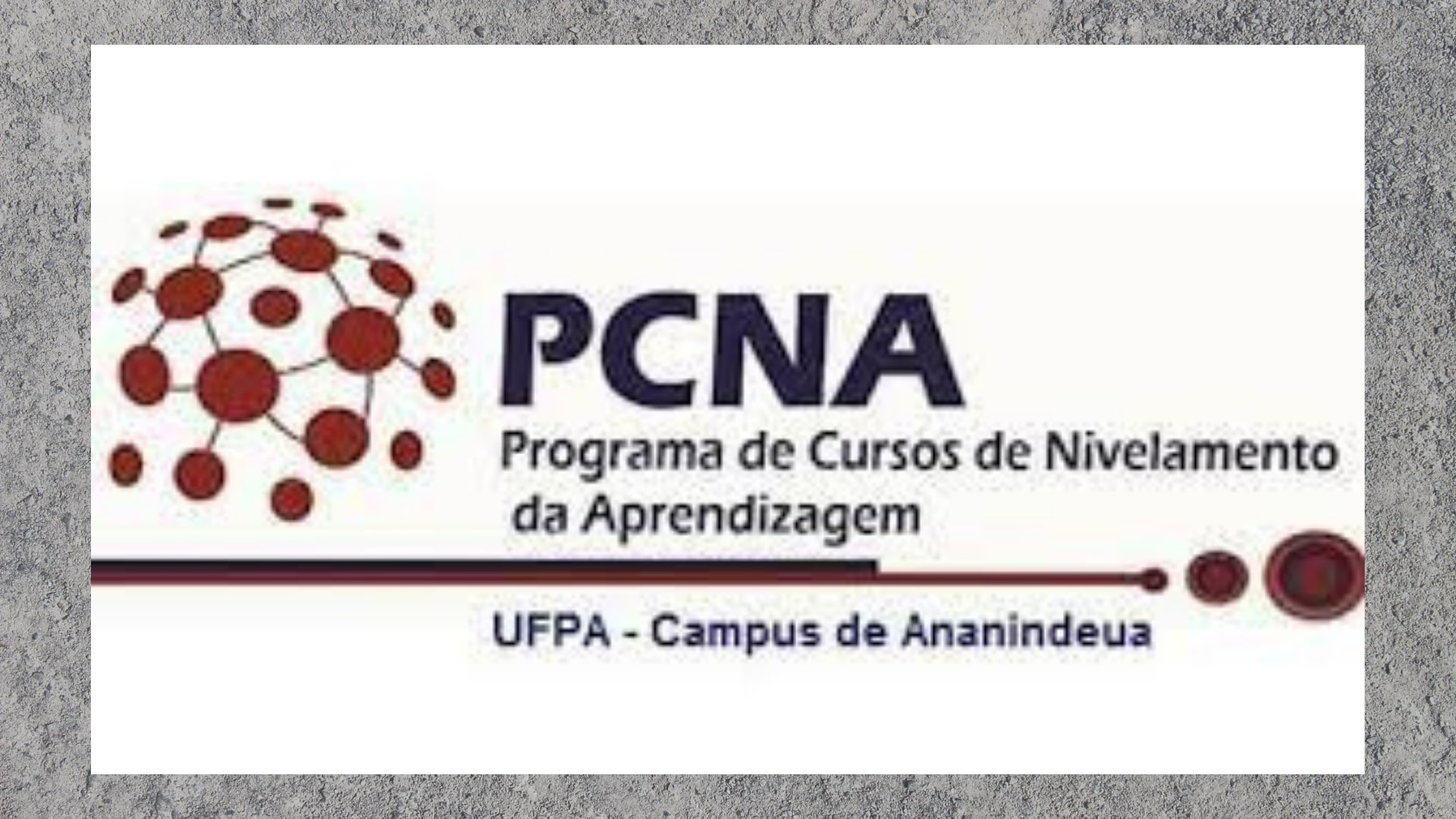Canal do PCNA Digital Ananindeua no Youtube